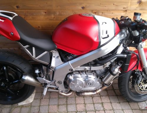 Honda VFR 750 – The beginning